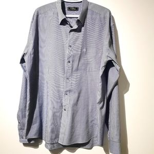 Versace classic v2 button up vintage dress shirt